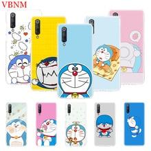 Doraemon A Blue Patterned TPU Phone Case For Xiaomi Mi 8 9 5S Plus 5X 6X SE Lite F1 Play Mix 3 Art Customized Cases Cover