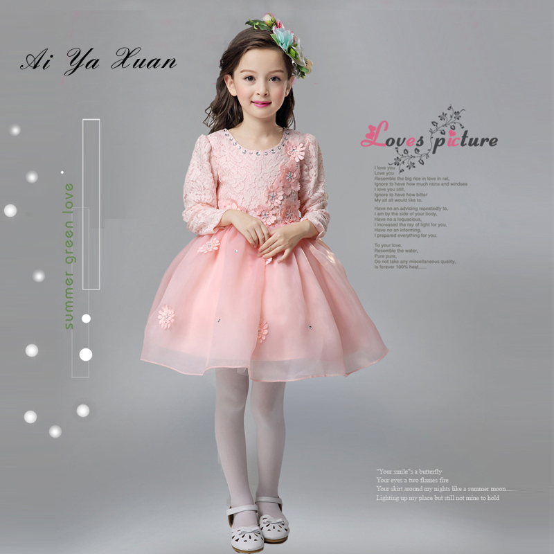 AiYaxuan Princess Christmas Aurora Girl Dress Kids Cosplay Dress Halloween Costumes For Kids Girls Tulle Party Dress fairy tale dress kids halloween princess cosplay dress