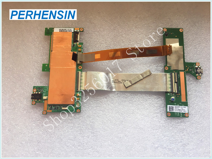 FOR ASUS FOR Google FOR Nexus 7 ME571K MOTHERBOARD USB Charging Board 60NK0080-SU1 60NK0080-MB1920-160