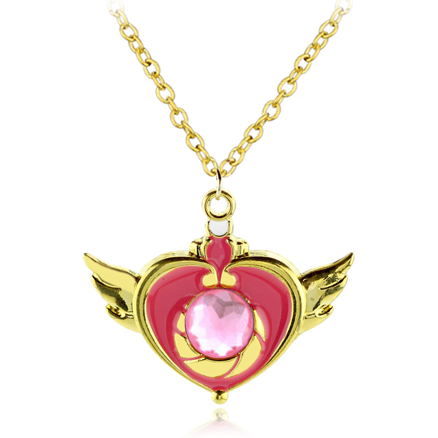 Hot anime series sailor moon pendants accessories cosplay jewelry hot anime series sailor moon pendants accessories cosplay jewelry choker necklace sailor moon necklace for girl mozeypictures Choice Image