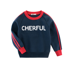 2018 Fashion Sweatshirts for Boys Autumn Winter Long Sleeve Kids Tops  Children Hoodies 4 5 6 f257fd219d59