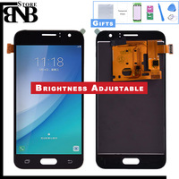 4.5'' J120 LCD For Samsung Galaxy J1 2016 J120F J120H J120M LCD Display With Touch Screen Digitizer Assembly adjust brightness
