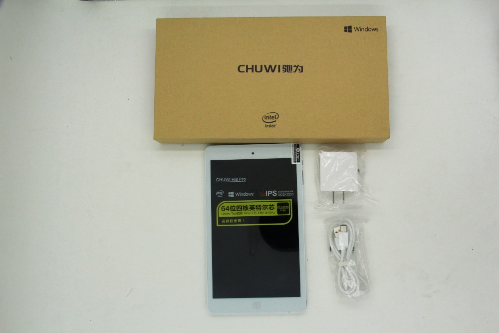 "Newest! Original Chuwi hi8 hi8 pro DUAL OS andorid&windows Cherry Trail-T3 Z8300 2GB RAM 32GB ROM Quad Core 8"" Tablet PC IPS"