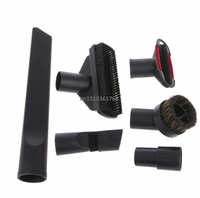 6 In 1 Vacuum Cleaner Brush Nozzle Home Dusting Crevice Stair Tool Kit 32mm 35mm