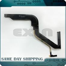 Оптовая продажа, 10 шт./лот, новый жесткий диск 821 1480 A, кабель для Macbook Pro 13,3 дюйма A1278, гибкий кабель для жесткого диска 2012 года
