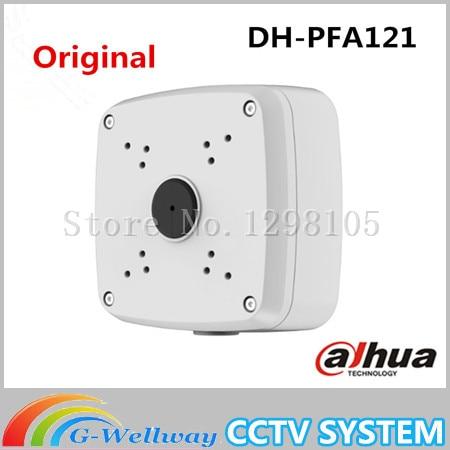 где купить DAHUA Junction Box PFA121 CCTV Accessories IP Camera Brackets Camera Mount дешево