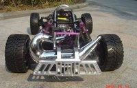 Baja Alloy Bumper rear fender for 1/5 Hpi baja 5B Parts RC CAR