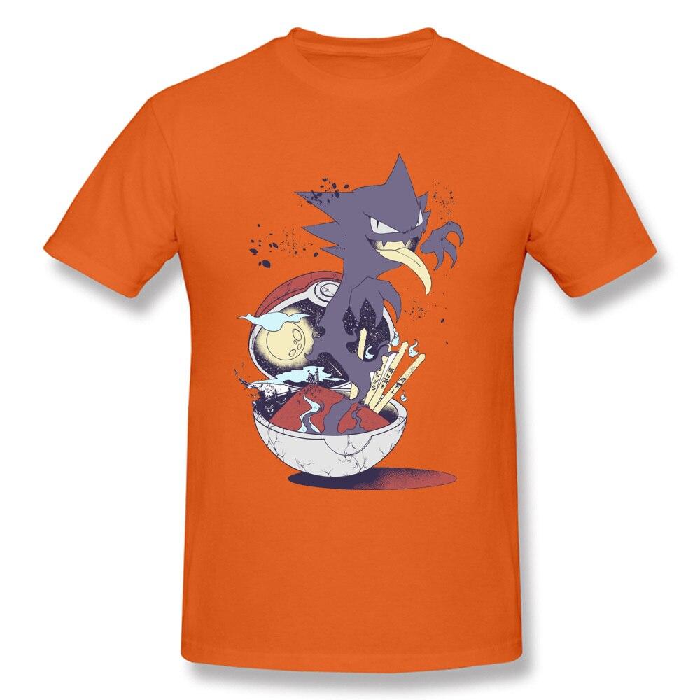 Забавная футболка Pokemon Gengar Ghost Evil, недорогие осенние мужские футболки с монстрами вулкана рамена