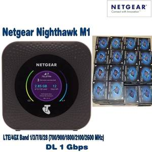 Nighthawk M1 Mobile Router with free gift