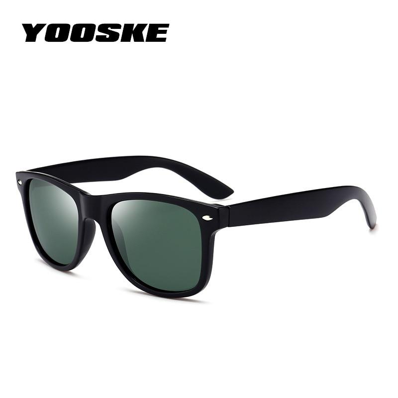 YOOSKE Classic Vintage Polarized Sunglasses