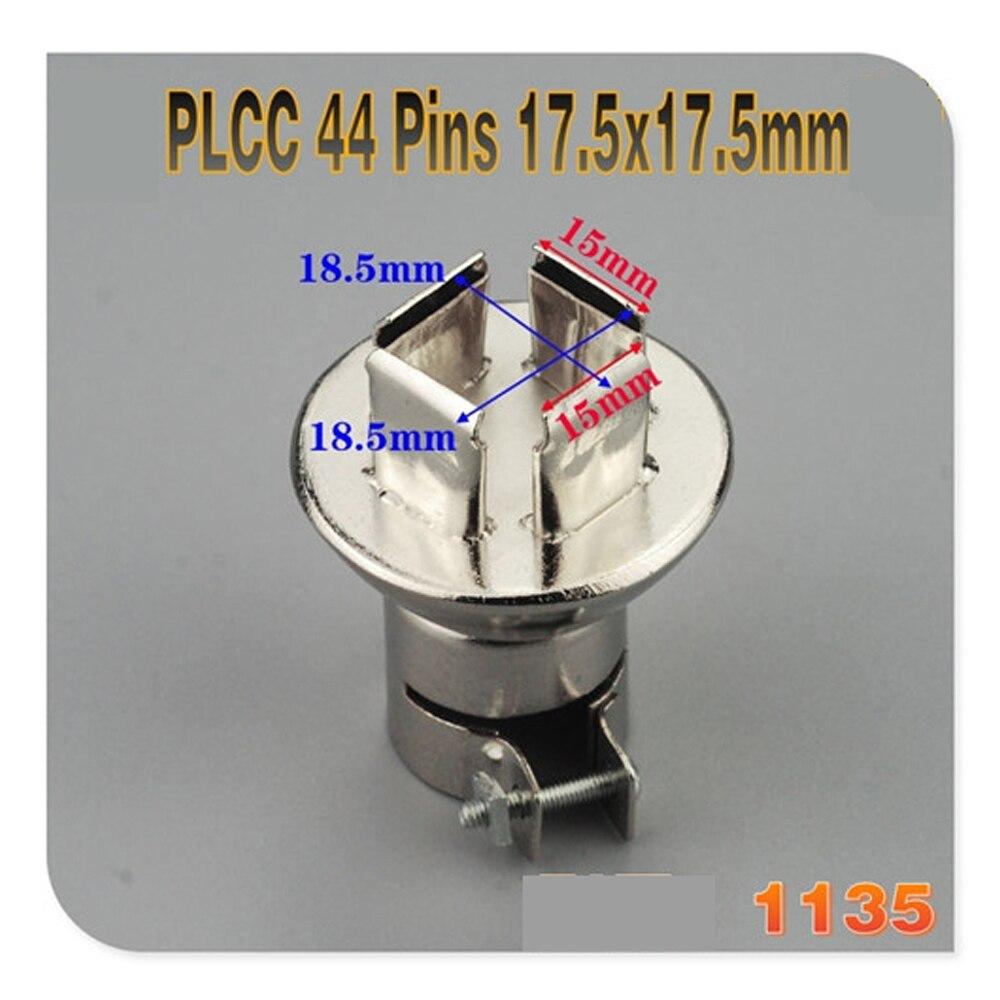 850/852 Air Nozzle Hot Air Gun Hot Air Gun Nozzle PLCC Hot Air Nozzle Weld 1135 1136 1137 1138 1139 1140 High Quality Steel Well