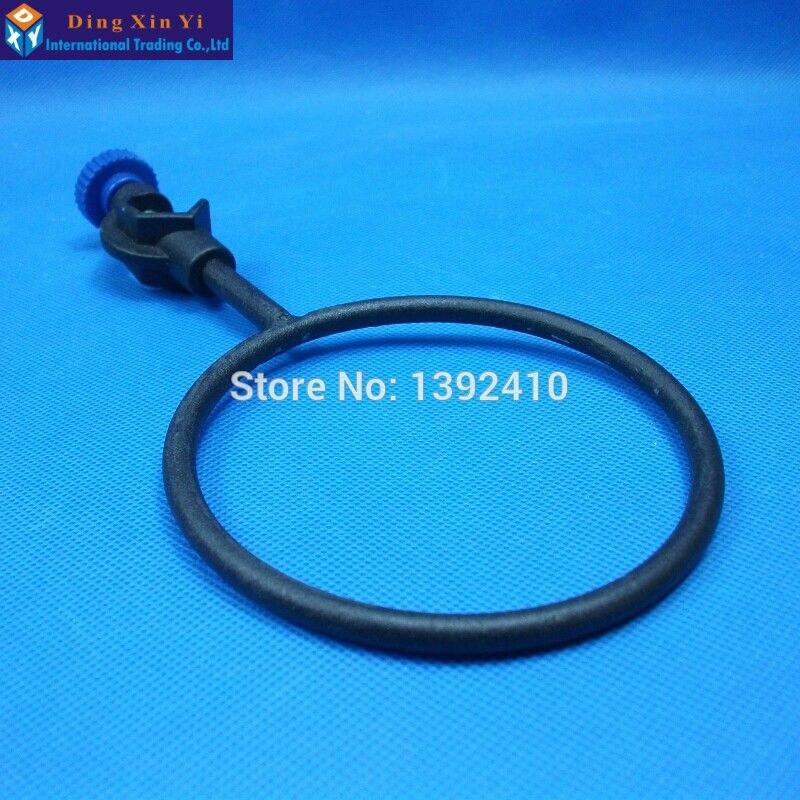 91mm Diameter Lab Clamp Holder Lab Retort Ring With Holder Clamp