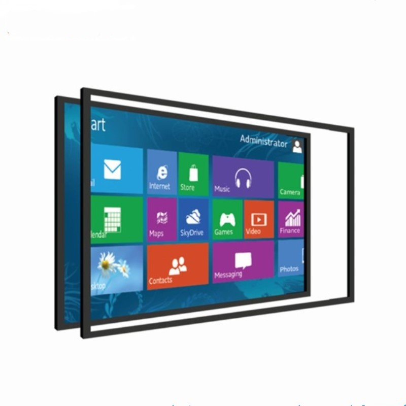 23'' Infrared Multi Touch Panel, touch screen kit ,ir touch frame for monitorLEDLCD screen