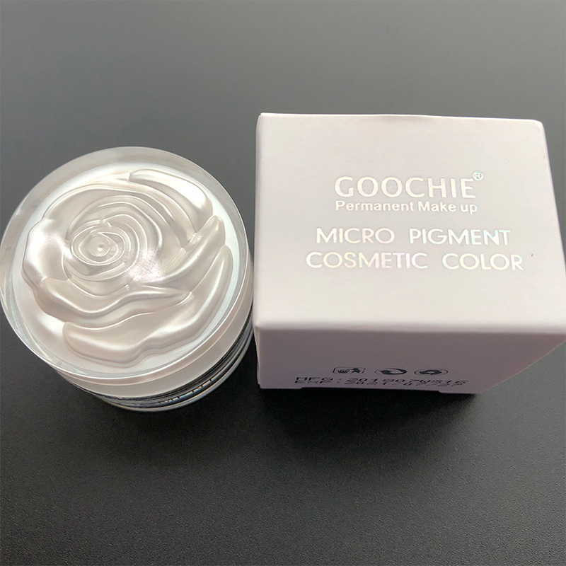 NEW GOOCHTF PCD Microblading Pigment Permanent Makeup Eyebrow and Lip Dark COFFEE Tattoo INK Makeup beauty Tool _07