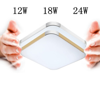 4PCS/LOT led ceiling lights for Bedroom LAMP 12w 18w 24w indoor lighting for Bedroom LAMP  Balcony Fixture decorative