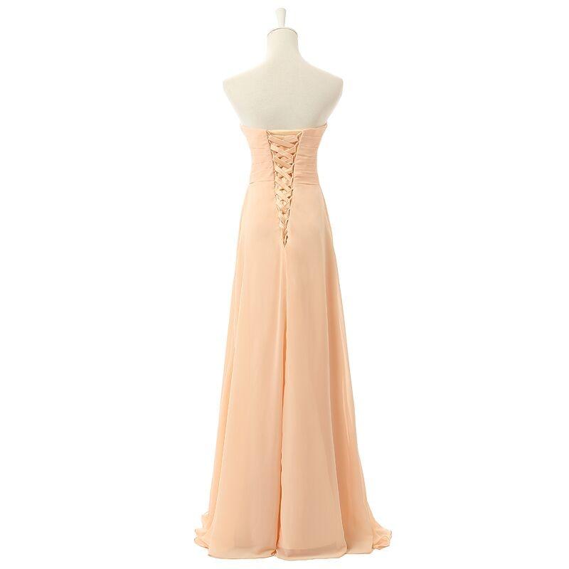 Ücretsiz Kargo Gelinlik Modelleri Uzun Düğün Parti Elbise A-Line - Düğün Abiye - Fotoğraf 2