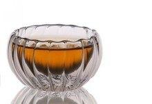 цена на  high temperature heat resistant glass pumpkin tea cup 50ml 8pcs/lot free shipping,hot selling