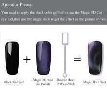 Magnet Magic Cat Eye Gel Nail Polish