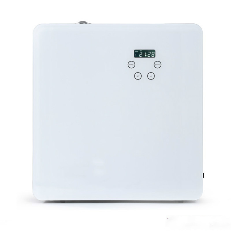 5000m3 500ml Fragrance Machine Scented Diffuser HVAC Aroma Scent Unit Diffuser Air Purifier For Office Lobby Hotel