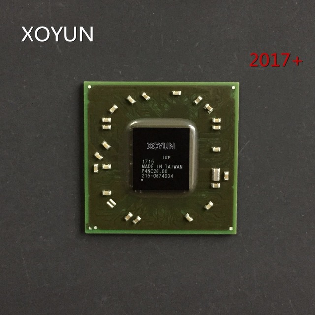 US $9 7 |DC:2017+ 215 0674034 215 0674034 refurbished test good quality  100% with 95% new BGA CHIPS-in Integrated Circuits from Electronic  Components