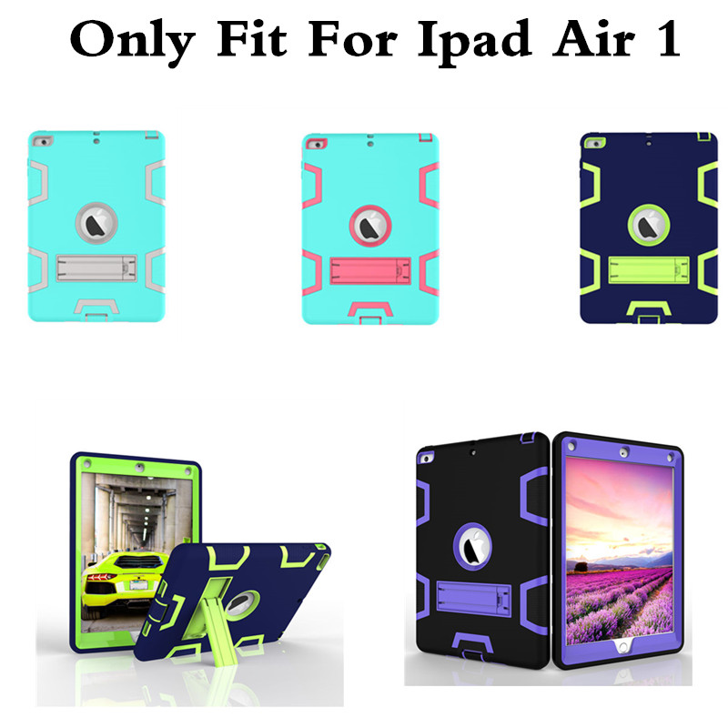Kids Safe Coloful Case For Apple ipad 5/ipad air 1 Amor Heavy Shockproof Drop resistance Case For Ipad Air1 Protective Cover cacharel туалетная вода женская amor amor l eau 50 мл os