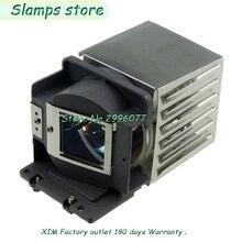 Frete Grátis BL-FP180F Lâmpada Do Projetor Para Optoma DS327 DS329 DX327 DX329 ES550 ES551 EX550 EX551 com garantia de 180 dias