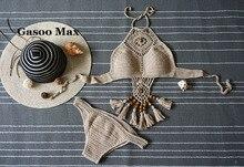 Swimsuit Crochet Bikini