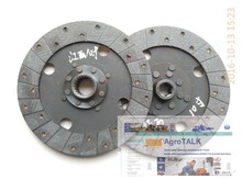 Fengshou Mahindra MFS354 tractor parts, the set of clutch disc, 10 inches in diameter