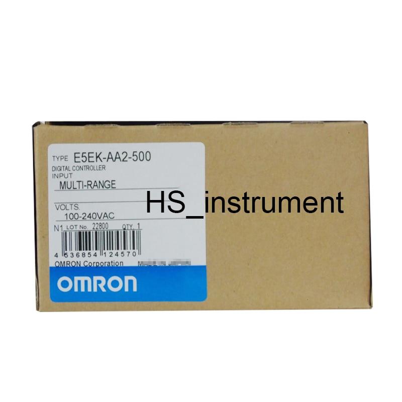 E5EK-AA2-500 Omron Thermostat régulateur de température AC 100 ~ 240
