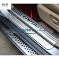 Gratis Verzending Voor Chevrolet Captiva 2013-2016 Rvs Scuff Plaat Binnenkant Instaplijsten 4 Stks/set Hoge Kwaliteit