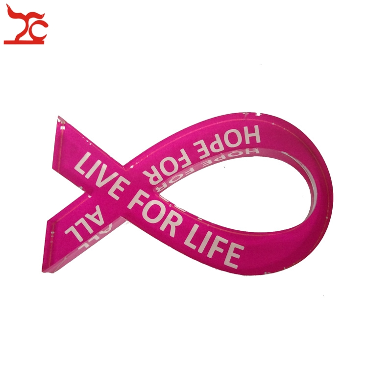 Customized Acrylic Ribbon Develop Cost Without WordCustomized Acrylic Ribbon Develop Cost Without Word