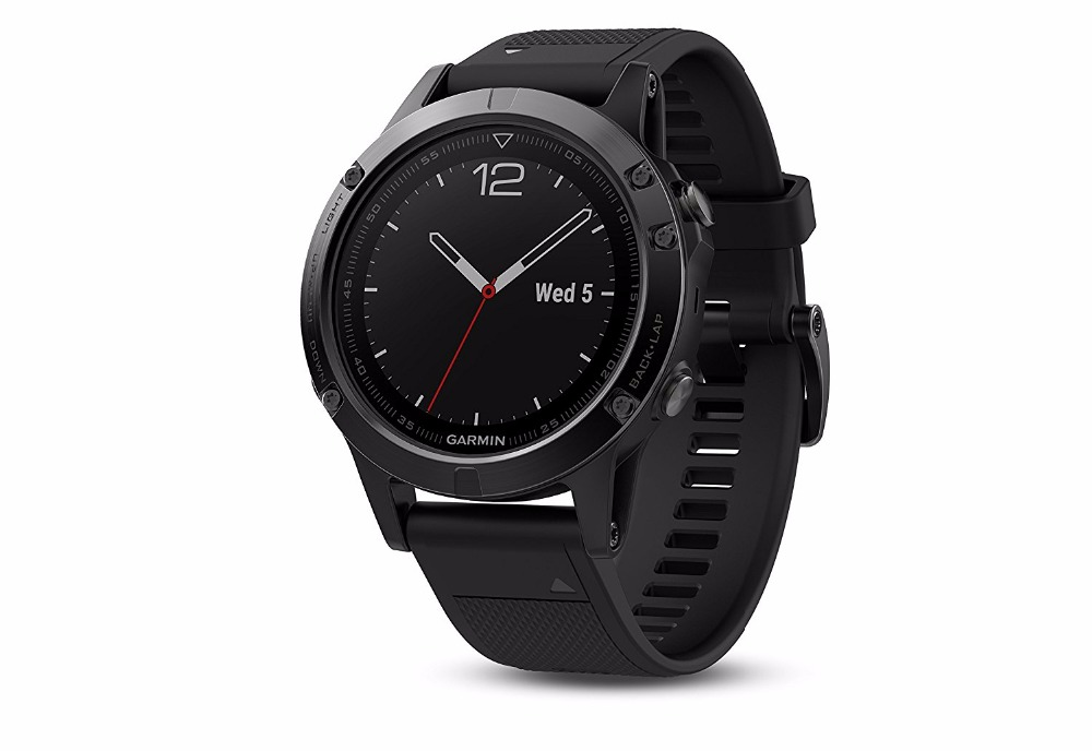 Garmin Fenix 5 sapphire Multisport Outdoor climbing running cycling GPS Watch цена