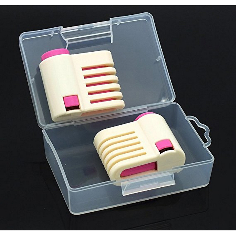 1Pc Plastic DIY Cake Bread Cutter Leveler Slicer Cutting Fixator Kitchen Accessoires Bakeware Backing Pastry Tool (2)