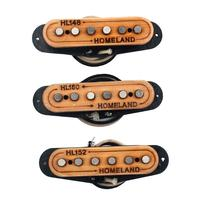 High Quality 3pcs 48mm/50mm/52mm Hand Wound Guitar Pickups with Alnico5 Magnets For Acoustic Stringed Instrument Guitar Violin