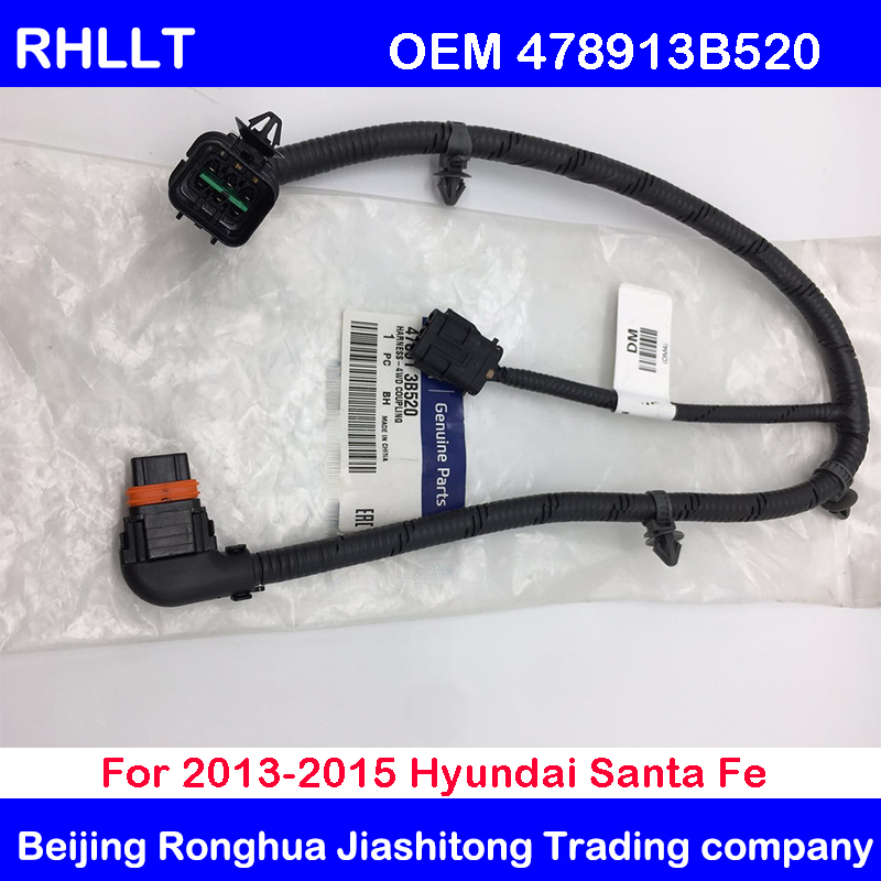 us $24 95 new genuine 4x4 4wd coupling wire harness oem for 2013 2015 hyundai santa fe in differentials \u0026 parts from automobiles \u0026 motorcycles on 4x4 Harness