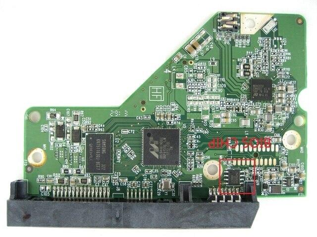 HDD PCB ban logic board mạch 2060-771945-001 REV A/P1 cho WD 3.5 SATA hard sửa chữa ổ đĩa phục hồi dữ liệu
