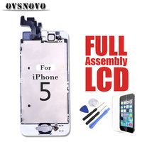 Full Display Replacement Assembly For IPhone 5 5s 5c SE LCD Touch Screen Digitizer Complete Panel