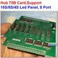 Adaptador hub75, Hub40, Hub94, Hub75 b, Hub40a, Hub07, Hub17, Hub41, Hub127, Hub100, Hub HUB 08, Hub 12, 97 100 18