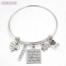 dd07f7bc8a Popular Teachers Day Bracelets-Buy Cheap Teachers Day Bracelets lots ...
