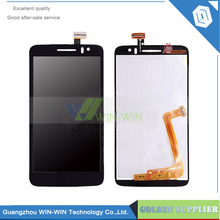 Getestet für alcatel one touch idol scribe hd ot8008 8008 8008d ersatz lcd display touch digitizer screen