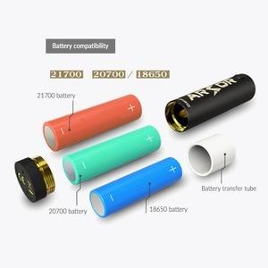 Image 4 - Volcanee Ehpro Rüstung Prime Mechanische Mod Messing 510 Gewinde 21700 18650 Batterie Elektronische Zigarette Box Mod Stift Vape Mech Mod