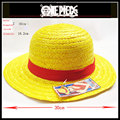 Unisex Japan Anime Hat One Piece Straw Hat Luffy's Hat  Cosplay Accessories With red Rope new One Piece Luffy Anime Cosplay