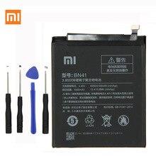 Xiaomi Original BN41 Phone battery For xiaomi Redmi Note 4 Note4 4000mAh