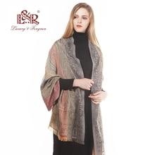 2018 Fashion Long Paisley Head Scarf Women Vintage Flower Hijab Scarf Foulard Luxury Brand Scarves Female Shawl Print Bandana