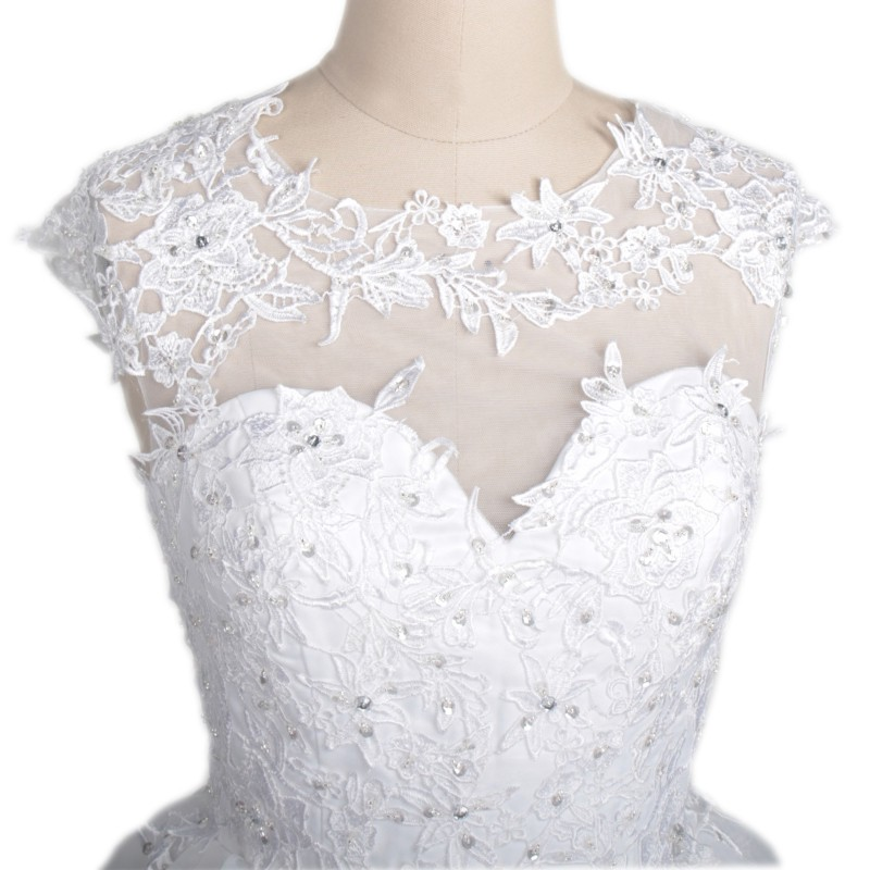 сладкий 15 год чисто белый короткие Встреча выпускников/корпоративы платья сексуальный спинки бальное платье аппликации восьмой выпускные платья на заказ 2017 новый