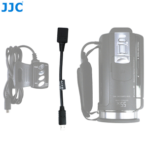 Image 5 - JJC Cable Adapter with Multi Interface to A/V Terminal for Sony VMC AVM1 A/V R Compatible Handycam Camcorders HDR CX220E/B