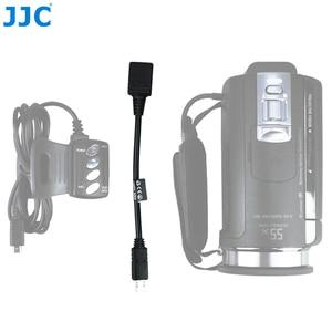 Image 5 - JJC כבל מתאם עם רב ממשק/V מסוף עבור Sony VMC AVM1 A/V R תואם Handycam מצלמות וידאו HDR CX220E/B