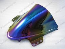 For Suzuki GSXR 1000 K5 2005 2006 05 06 Double Bubble Windshield/Windscreen Motorcycle Accessories