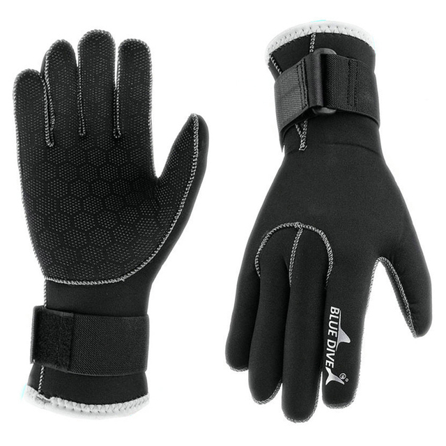 Anti-Slip Neoprene Diving Gloves