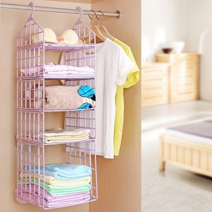 hanging awesome storage closet in organizer shelf system shelves